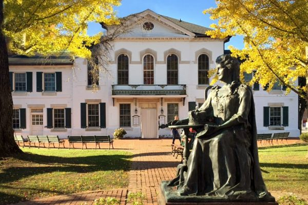 historical court house in queen anne's county